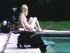 Marie-Pierre Pruvot (Bambi) - Nue au bord d\'une piscine