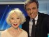 Marie-Pierre Pruvot (Bambi) avec Jean-Noël Mirande sur France 3 Ile-de-France