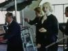 Marie-Pierre Pruvot (Bambi) - 1961 Naples (Italie) au Vésuve à l\'entrée du téléphérique