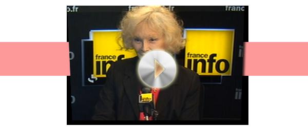 Marie-Pierre Pruvot était sur France Info le 10 juin dernier