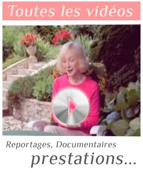Les vidéos de Marie-Pierre Pruvot (Bambi)