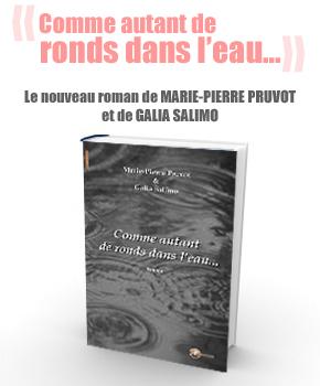 Comme autant de ronds dans l'eau... de Marie-Pierre Pruvot (Bambi) et Galia Salimo