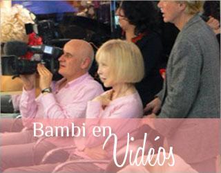 Marie-Pierre Pruvot (Bambi) en vidéos