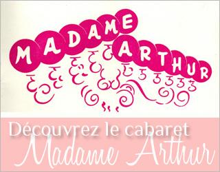Le Cabaret Madame Arthur - Marie-Pierre Pruvot (Bambi)