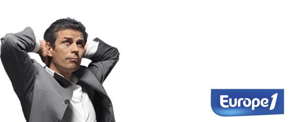 Marie-Pierre Pruvot, dite Bambi, et Galia Salimo invitées au Social Club présenté par Frédéric Taddéi sur Europe 1 pour présenter le roman COMME AUTANT DE RONDS DANS L'EAU