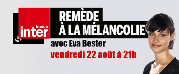 France Inter - Remède à la Mélancolie Bambi (Marie-Pierre Pruvot)
