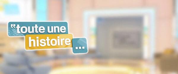 Toute une histoire sur France 2- Marie-Pierre Pruvot (Bambi)