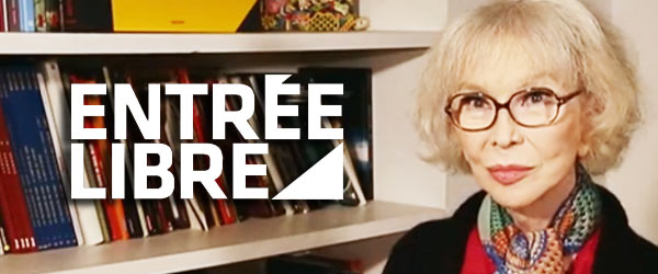 Entrée Libre (France 5) : La transsexualité au cinéma présentée par Claire Chazal - Marie-Pierre Pruvot (Bambi)
