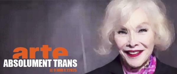 Absolument Trans ARTE - Marie-Pierre Pruvot (Bambi)