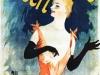 Affiche d\'YVETTE GUILBERT