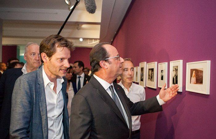 """Marie-Pierre Pruvot (Bambi) Exposition """"Mauvais Genre"""" de Sébastien Lifshitz à Arles"""