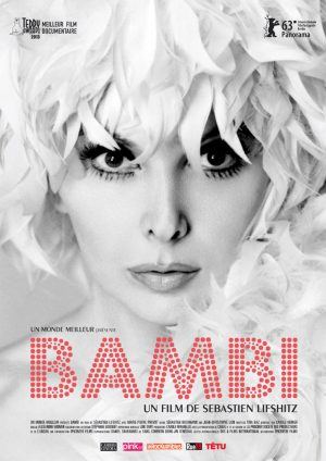 """Bambi"" de Sébastien Lifshitz avec Marie-Pierre Pruvot (Bambi)"