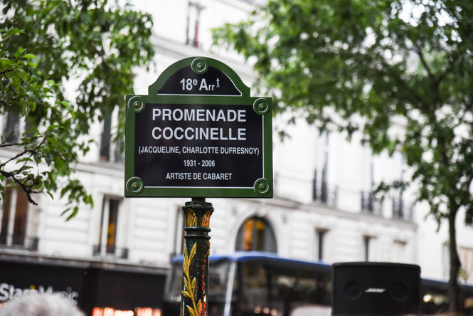 Promenade Coccinelle - Marie-Pierre Pruvot (Bambi)