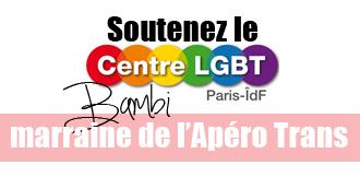 Soutenez le centre LGBT Paris